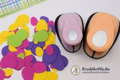 Sizzix Nagyon egyszerű és mutatós nyuszis dekorációt készíthetünk húsvétra, ebben segít Sophie Guilar tervezte, Sizzix Bigz (662504) Spring animals vágósablonja. Tartsatok velem! Paper Punch, Spring, Hole Punch