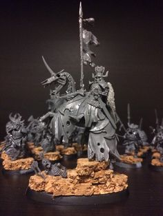 Inspiration for Vampire Blood Knights?