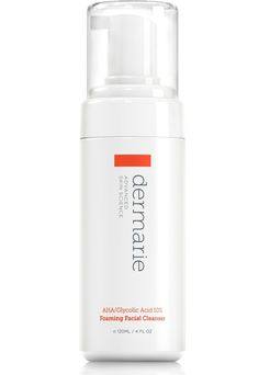 Fairly Obvious a Beauty Blog & Dermarie AHA/Glycolic Acid 10% Foaming Facial Cleanser.