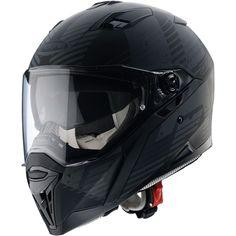 Caberg Stunt Blizzard Helmet Matt - Black Anthracite ★★ FREE UK Delivery | FREE UK Returns
