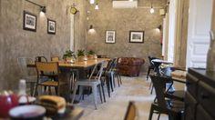 MüR Café,  Plaza Cristino Martos, 2,28015 Madrid