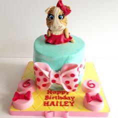 Hamster cake.