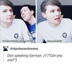 """can you not"" is actually kinda impossible to translate word by word since ""Kannst du nicht?"" makes completely no sense in Germany << In Czech it's the same.. To both German and Czech it sounds like ,You Can't?'"
