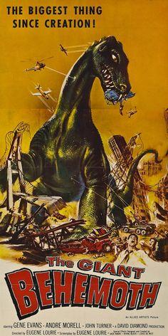 The Giant Behemoth 1959