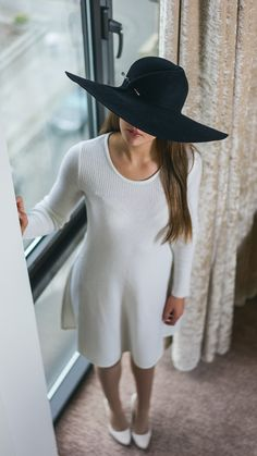 simonecuntz.de luxury knit dress made in Germany