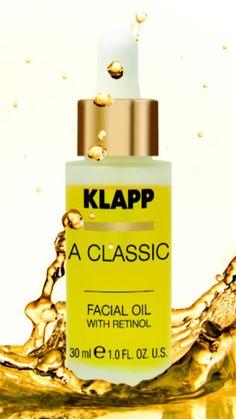 Pure retinol in een voedende olie NIEUW....