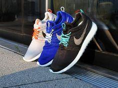 """Nike Roshe Run """"Dynamic Flywire"""" Pack"""