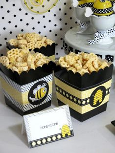 Cute snack boxes made with scrapbook papers! Boxes at oriental trade. Change paper to be Mickey