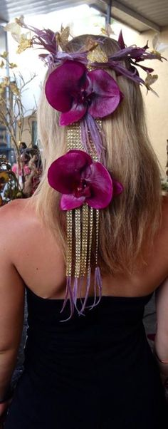 Jaclyn gough theskinnyvase pinterestte hairflowers flowers theskinnyvasellc theskinnyvase chans silk flowers miami mightylinksfo