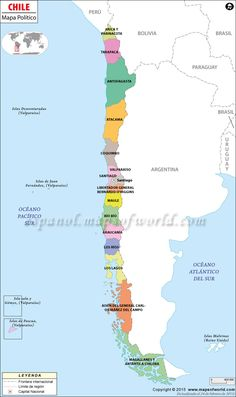 Chile Earthquake Map - Map showing locations of all major earthquakes occured in Chile. General Knowledge Facts, Bible Knowledge, Robinson Crusoe, Asia Map, Country Maps, Honeymoon Vacations, In Vino Veritas, Patagonia, Bolivia