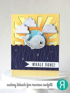 Whale Done! | oleh momma_audrey