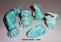 Miniatures McCoy Figures.