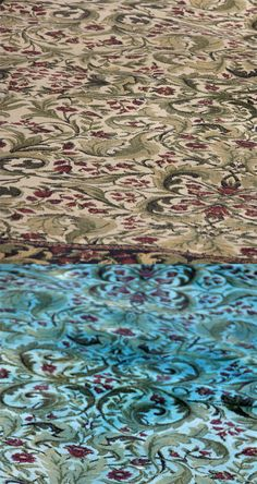 How to Over dye a rug with RIT | Foo Foo La La's Blog