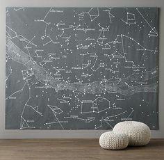 Wall Canvas Idea
