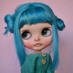 REZERVOVAT na J. Aoi Custom Blythe Doll