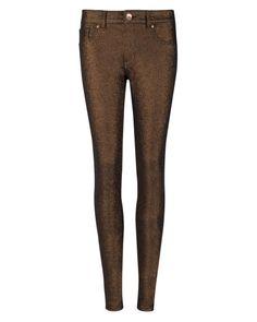 Metallic jeans - Rose Gold   Jeans   Ted Baker UK