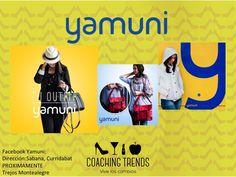 EXPOSITOR / Tienda departamental Coaching Trends