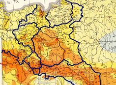 Map Info & Chart : Population density in Poland in 1914 Population density in Poland in 1914 By Litvinski At infographic.tv we provide handpicked Poland Map, Alternate History, Old Maps, Prussia, Historical Maps, Lithuania, New Hampshire, Around The Worlds, Infographics