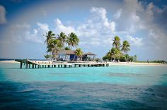 Goff's Cay, Belize (January, 20120
