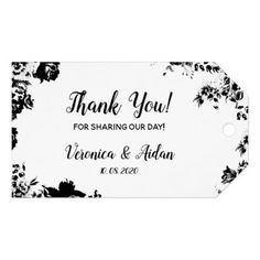 Wedding Elegant Fashion Illustration Gift Decor Gift Tags - elegant wedding gifts diy accessories ideas