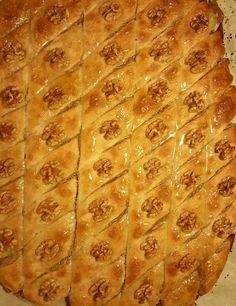 Легкий и простой рецепт пахлавы. Эта ленивая пахлава очень вкусная и быстрая в приготовлении.