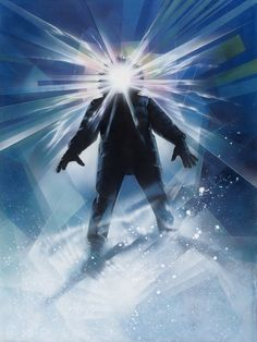 Original poster art for 1982 The Thing by Drew Struzan http://www.drewstruzan.com/