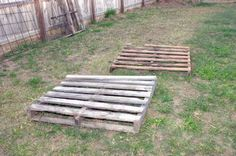 Max and Me: Pallet Art