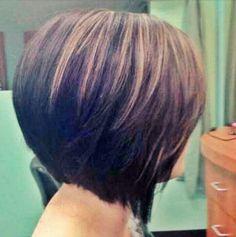 Angled Bob Cut Hairstyles