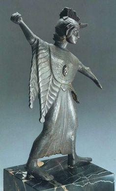 Etruscan statuette