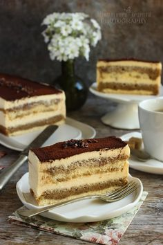 Torte Cake, Tiramisu, Mini Cakes, Cakes And More, I Love Food, Nutella, Food And Drink, Sweets, Snacks