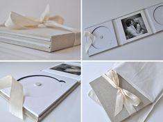 Linen Double DVD Case Jorgensen Albums