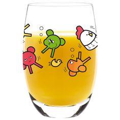 Juice Glass Designed by Astrid Muller #Ritzenhoff