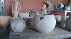 Piezas porcelana