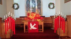 Pentecost image from Hope UMC.