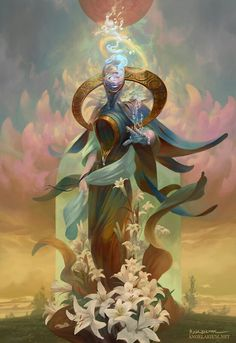 Cambiel, Angel Of Aquarius — Angelarium