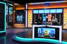 Mike & Mike | NewscastStudio