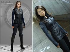 Agents of S.H.I.E.L.D. Costume Design by Ann Foley - Tyranny of Style