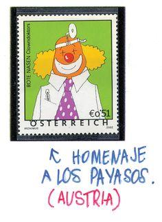 Pieza postal de la exposición La Sonrisa Filatélica