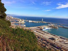 Rutas Mar & Mon: Paseo por Montjuic: Mirador del Migdia y Mirador del Alcalde