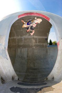 Lance Mountain, Pier Park, Oregon - Lance Dawes