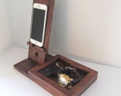 Soporte de iPhone con cartera porta Valet de por ImproveResults