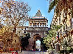 Porta Nuova - Palermo View