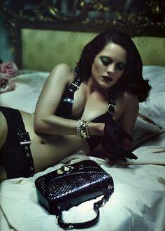 Marion Cotillard by Mert Alas & Marcus Piggott for Vogue Paris