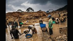 """Marcus Bleasdale documented violence fueled by """"conflict minerals"""" that has led to 5.5 million deaths in the Democratic Republic of the Congo since 1998."""