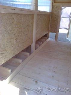 Kurník pro 40-50 slepic - 1 Divider, Room, Furniture, Home Decor, Bedroom, Decoration Home, Room Decor, Rooms, Home Furniture