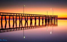 Wellington Point Jetty, Australia. Morning sunrise shoot, last Saturday morning by Ben Bailey - Photo 227654093 / 500px
