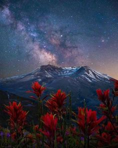 Beautiful composition by @simonmikesimon Sony A7RII | 3 shot Blend/Focus Stack (EXIF below) My Kinda Fireworks  After circling this new moon on the calendar 6 months back for something special Last weekend was filled with many miles little sleep and no moonperfect right? We arrived at St. Helens with just enough time to scout and grab a quick bite. As I approached the spot I wanted I rounded a corner to Find someone right beside it. Thankfully they were cool and let me jump into my spot…
