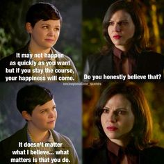 I love when Lana & Ginny have scenes together. They are some of the best. #FairestRegals
