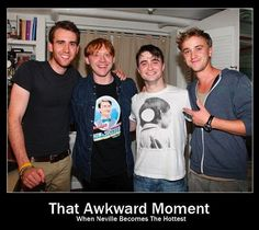 Neville has always been the sexiest.