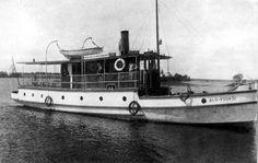 1700- ja 1800-luvun vaihteessa aloitettiin höyrylaivojen käyttö. Ensin ne ilmeistyivät jokiin ja vasta myöhemmin merelle.